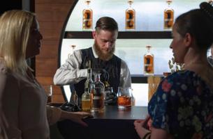 Beam Suntory Partners with Gradient for Legent Bourbon Launch Activa | LBBOnline