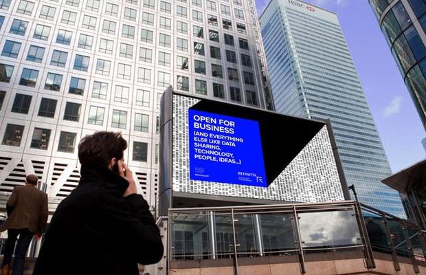 Fintech Company Refinitiv Chooses TBWA\London for Worldwide
