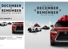 Experience the Childlike Excitement of the Holiday Season with Lexus