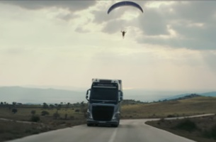 Forsman & Bodenfors Takes Flight In New Volvo Spot