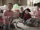 How Much Fun Can You Have with a Vacuum Cleaner? Quite a Lot Apparently