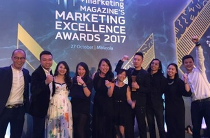 TBWA\Kuala Lumpur Most Awarded Agency at Marketing Excellence Awards 2017