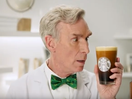 Starbucks and Bill Nye Explain the Science behind the 'Whoa Nitro' in Latest Campaign