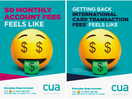 CUA's Latest Ads Leverages the Money Face Emoji