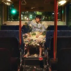 Watch this Real Flower Dress Decay in Mesmerising Tokyo Time-lapse