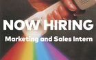 Marketing and Sales Intern