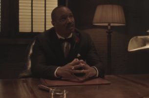 Paul Ince is The Guv'nor in Carling's Godfather Spoof