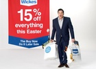 Wickes' Easter Campaign Advocates a Weekend Off from DIY Projects