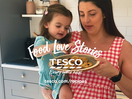 Tesco Dedicate the Food They Love, to the People They Love in New Ad