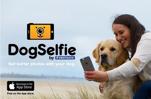 Pedigree DentaStix Launches App to Take the Perfect Selfie With Your Dog.