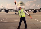 Football Fun in Qatar Airways' Jubilant World Cup Campaign