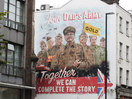 Don't Panic! Gold Reveals 'Ghost Billboard' to Promote Dad's Army Lost Episodes