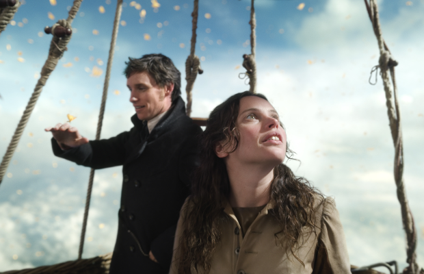 Framestore Provides Sky High VFX for Amazon Studio's The Aeronauts
