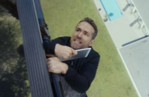 Ryan Reynolds Reaches New Heights for AMV BBDO's New BT Spot