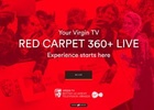 Virgin Media Brings Fans Closer to the VM BAFTAS with Interactive Red Carpet