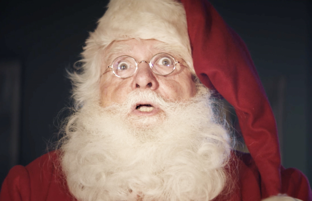 Kids Catch Santa with Military Precision in This Fun Spot for Orange