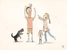 Getting Down and NERDy: Tom Disbury - Four-Legged Friends