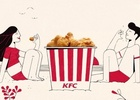 Here's How KFC Ends Up So 'Finger Linkin' Good'