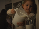 Kids Are Big Believers in Festive Dairy Farmers of Ontario Ad