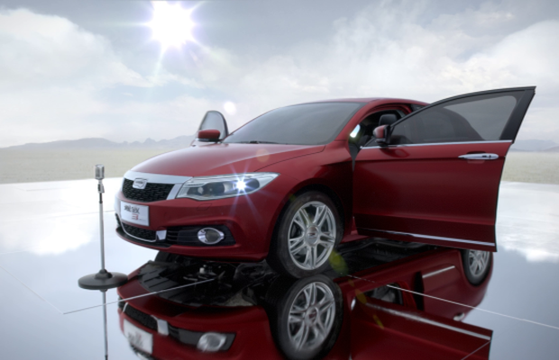All Singing All Dancing Automobiles in BBH China's Qoros Spot