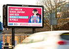Out of Home Campaign Aims to Make Public Sexual Harassment a Criminal Offence in the UK