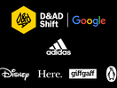 Leading Global Brands Partner on D&AD Shift with Google to Support Emerging Talent