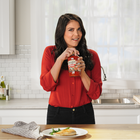 SNL's Cecily Strong Pours It on Thick for Prego Italian Sauces