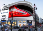 Hyundai signs to London's new Piccadilly Lights