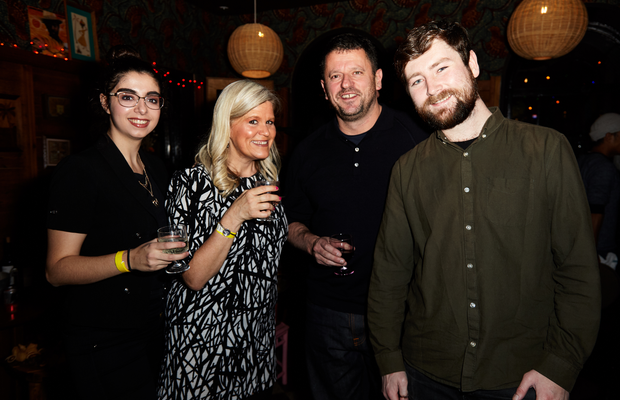 Here's What Happened At The Immortal Awards x Wave Studios NY Welcome Drink Reception