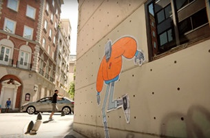 A Mural Pops to Life in This Super Fun Coca-Cola Ad