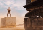 Dolph Lundgren Puts Volvo Excavators Through the Most Epic Drill Ever