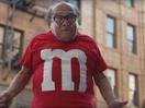 Lucky M&M Transforms into Danny DeVito in Super Bowl Ad