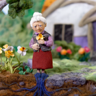 Andrea Love Crafts a Felted Life for Elder Care