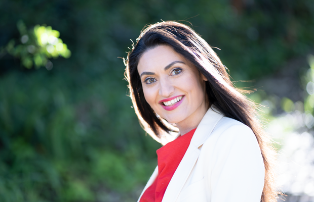 5 Minutes with… Azadeh Williams