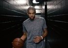 French Basketballer Nicolas Batum Prepares for the Olympics in New Film