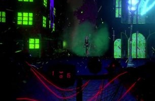 W+K Amsterdam Releases a Techno-glitter VR Thriller for Halloween