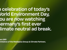 Mediaplus Promotes Climate-neutral Advertising with World's First Carbon Neutral Ad Breaks