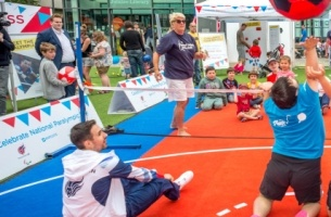 Avantgarde Brings National Paralympic Day to Nottingham, Brighton & Plymouth