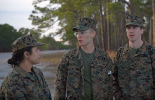 Youtube Stars Help US Marine Corps Launch Battles Won Boot Camp