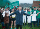 Paddy Power Has a Bone to Pick With England