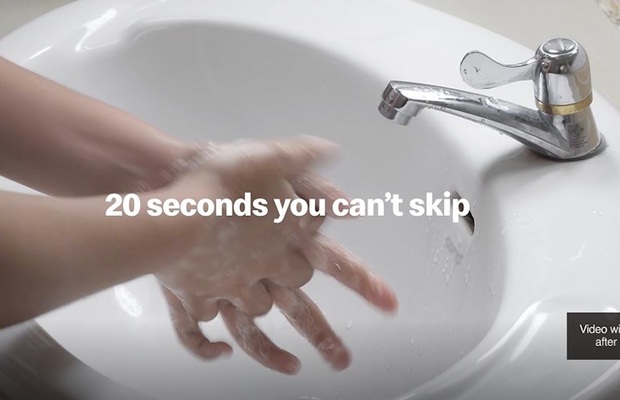 McDonald's Unskippable Ad Puts Safety First With Both Hands