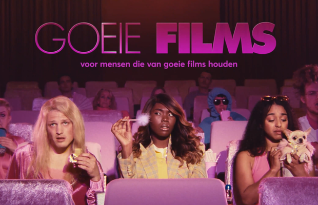 Behind the Work: Cineville's 'Goeie Films' Campaign Is a Good Film in Itself