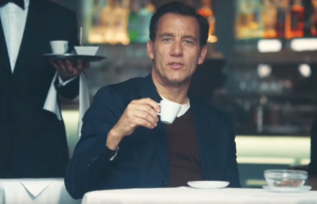 Betfair Teams up with Clive Owen for Straight-Talking Exchange Ad