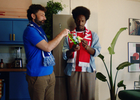 Fans Come Together to Enjoy the Rivalry in Heineken's UEFA EURO 2020 Spot