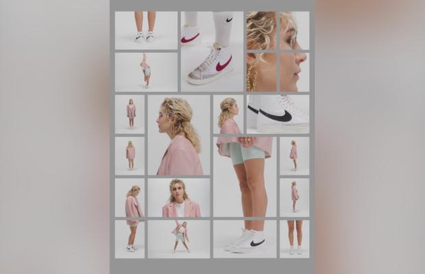 Sofia Viscardi Explores Personal Identity for Nike's Insider Series