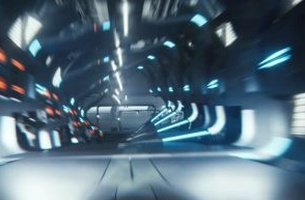 The Mill & Thjnk Take Audi to the Next Level with New Futuristic Campaign