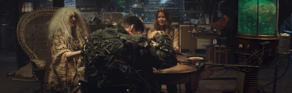 Monster Girl Experiences the Horrors of Regular Life in giffgaff's New Halloween Ad