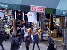 Diesel Opened its Own Knock-Off Store During NY Fashion Week