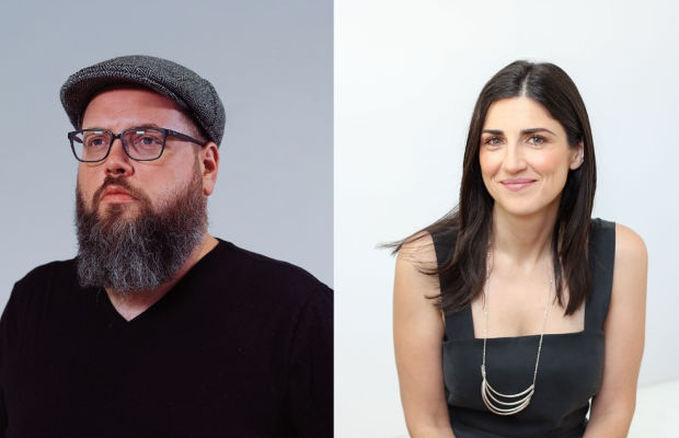 Huge Toronto Scoops Maria Pereda and Darrin Patey