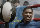 Boxing Icon Anthony Joshua Stars in New Inspirational Lucozade Campaign